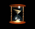 3D Realistic Hourglass Screensaver Screenshot 0