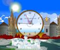 Castle Clock ScreenSaver Screenshot 0
