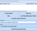 Change Case Of Directory Names Software Screenshot 0