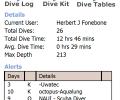 Dive Assistant - Pocket PC Edition Screenshot 0