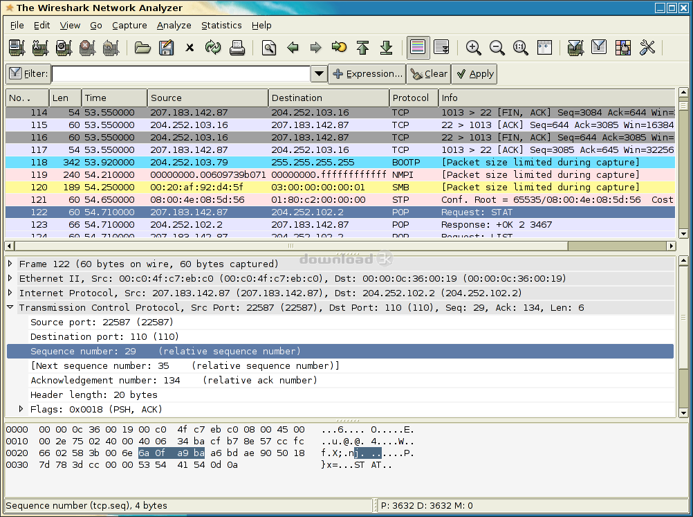 statistics of http in wireshark pdf