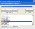 Shutdown Reboot Logoff ActiveX Screenshot 0