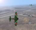 Winged Aces 3D Screensaver Screenshot 0