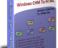 Windows CHM To HTML Screenshot 0