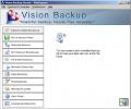 Vision Backup Home Screenshot 0
