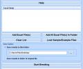 Excel Remove (Break) File Links In Multiple Files Software Screenshot 0