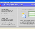 Copy-Discovery 2000 Screenshot 0