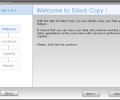 Silent Copy Screenshot 0
