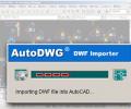 Auto DWF to CAD converter Screenshot 0