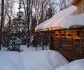 Handcrafted Log Homes and Log Cabin Screensaver Screenshot 0
