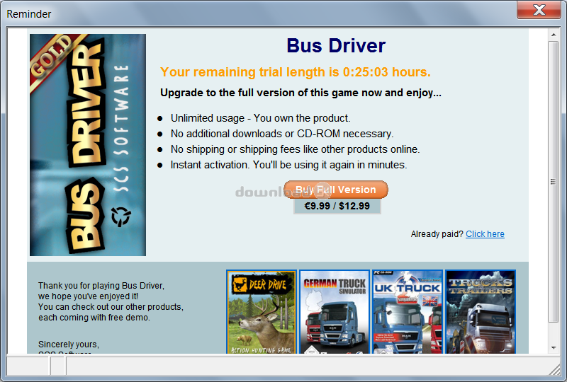 How to download bus driver full version for free (no torrents.