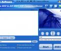 Altdo MOV to AVI DVD Converter&Burner Screenshot 0