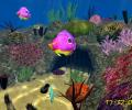 3D Sea Dive screensaver Screenshot 0