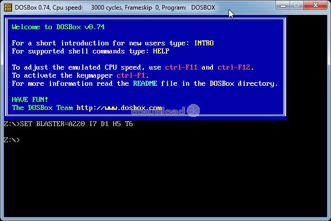dosbox 0.74 gratuit