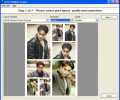 Pos Multiple Image Printing Wizard Screenshot 0