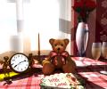 Saint Valentine's 3D Screensaver Screenshot 0