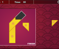 Four Piece Tangram Screenshot 0
