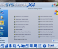WinSysClean X8 Free Screenshot 2