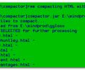 Compactor Screenshot 0