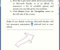 Microsoft Reader Screenshot 3