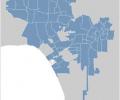 Los Angeles City Map Locator Screenshot 0