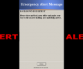 Blaser Emergency Alert Messaging System Screenshot 0