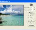 MSU Image Restoration Photoshop plugin Screenshot 0