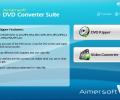 Aimersoft DVD Converter Suite Screenshot 0