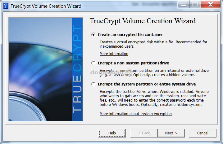 truecrypt boot loader 7.1a password