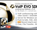 VoIP EVO SDK for Windows and Linux Screenshot 0
