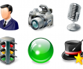 50.000 Vista Icons - Full Vista Bundle Screenshot 0