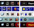 Titanium Taskbar Screenshot 0