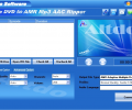 Altdo DVD to AMR MP3 AAC Ripper Screenshot 0