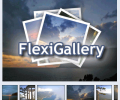 FlexiGallery: XML Flash Image Gallery Screenshot 0