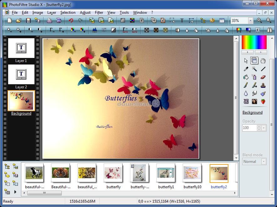 Portable Photofiltre Studio X 10 12 1 Review
