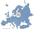 Golden SpotsMap of Europe Screenshot 0