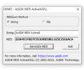 AzSDK MD5 ActiveX Screenshot 0