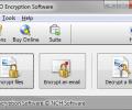 MEO File Encryption Software Pro Screenshot 0