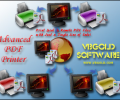 Advanced PDF Printer Lite Edition (Free) Screenshot 0
