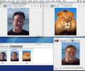 Morpheus Photo Mixer Mac Screenshot 0