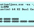 Pentium/AMD CPU ID Screenshot 0