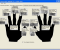 NIST (ANSI/NIST-ITL 1-2000) viewer Screenshot 0