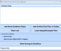 MS Word Save Dot As Doc Software Screenshot 0
