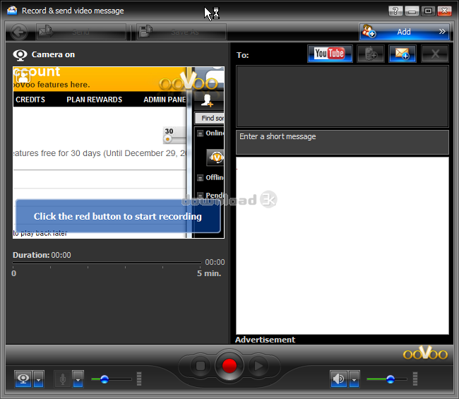 Download ooVoo-Setup exe Free trial - ooVoo 7 0 4 install file