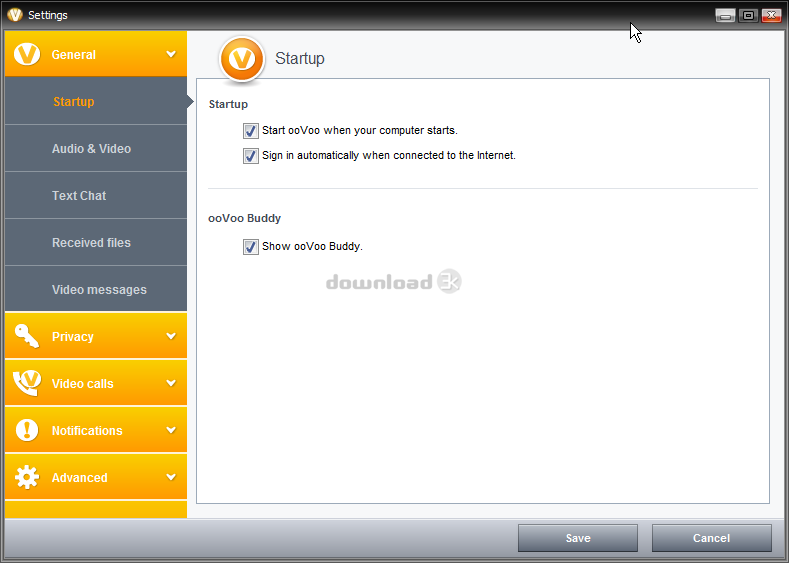 How to make an oovoo id