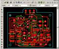 Pad2Pad Free PCB Layout CAD Screenshot 0