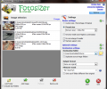 Fotosizer Screenshot 1