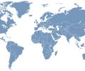 Golden World Map Locator Screenshot 0