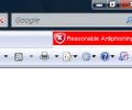 Reasonable Anti-phishing Software Screenshot 0