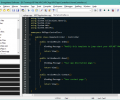 Zeus IDE Screenshot 0